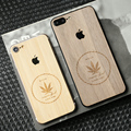 D-park Ultra Thin Wood Back Cover  Sticker for iPhone7 plus Self Adhesive Back Body Sticker Protector for iPhone 7