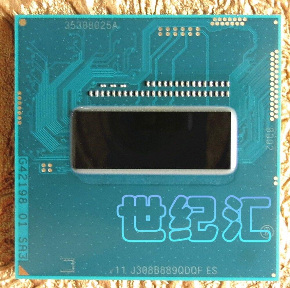 I7-4910MQ QS QDQF I7 4910MQ processor 2.9GHz L3=8M PGA CPUI7-4910MQ QS QDQF I7 4910MQ processor 2.9GHz L3=8M PGA CPU