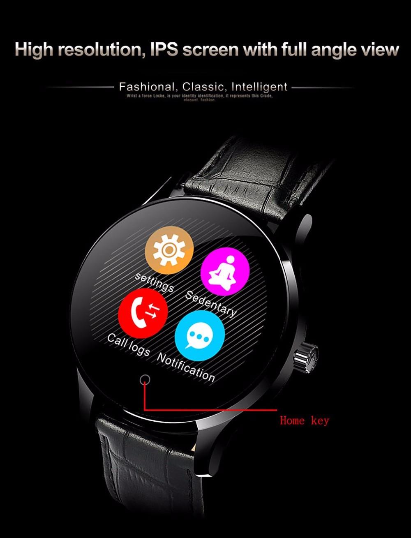K88H Smart Watch IOS /Android Heart Rate Monitor K88H Smart Watch IOS /Android Heart Rate Monitor HTB1Qe eKpXXXXXPXpXXq6xXFXXXk
