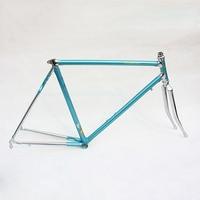 Reynolds 525 aço Cromo molibdênio quadro fixie DIY bicicleta de estrada quadro 700 quadro C 48 cm 50 cm 52 cm 54 cm 56cm 58cm