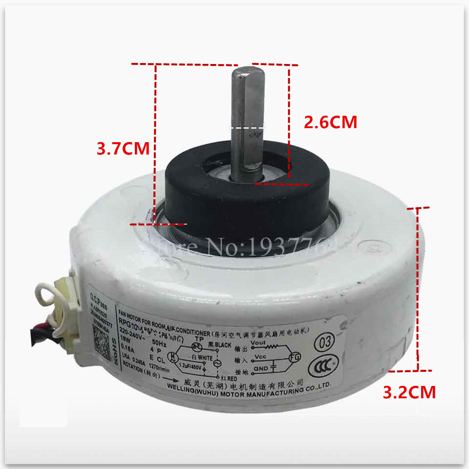 New for Air conditioning Stepper motor RPG13H Synchronous scavenging motor good working