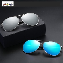 2019 New Polarized Sunglasses Men Pilot Style Sun Glasses for Driving Men Women Sun Glasses Vintage Glasses Sunglasses PlusSize цена