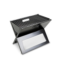 Household portable charcoal grill folding grill outdoor grill carbon oven