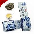 250 Тайвань Молочный Улун чай красота потеря веса снижение кровяного давления Высокие горы JinXuan Молочный Улун чай Свежий зеленый чай