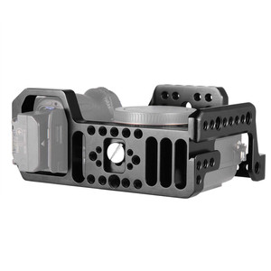 Image 5 - SmallRig Camera Kooi Voor Sony a9 Met Nato Rail Koud Shoe Mount + Arri Rozet Rig Kit 2013
