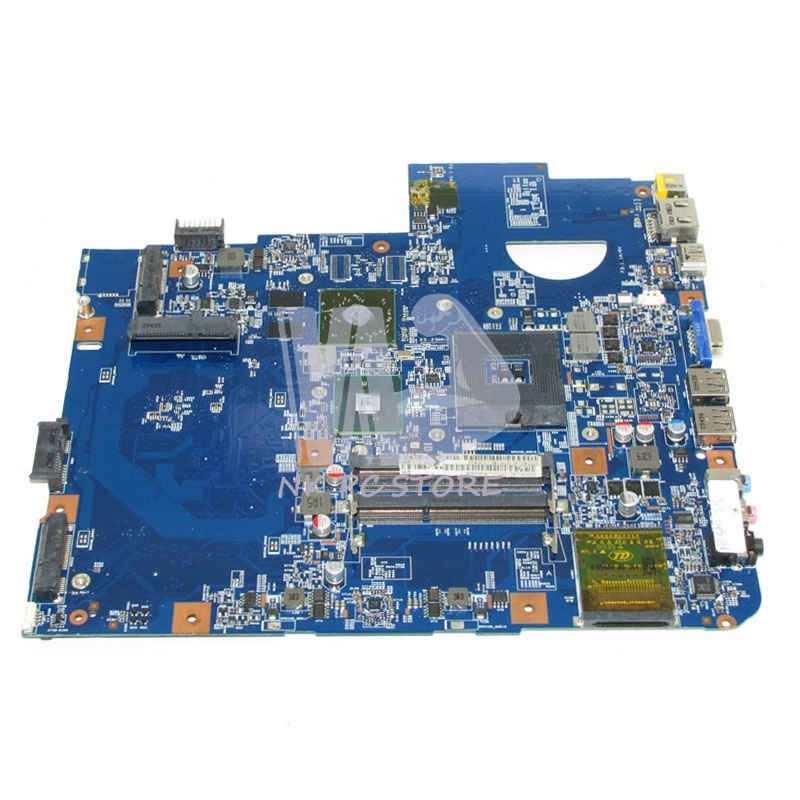 NOKOTION For Acer aspire 5740 5740G Laptop Motherboard HM55 DDR3 HD5000 Video Card MBPMG01001 MB.PMG01.001 48.4GD01.01M NOKOTION For Acer aspire 5740 5740G Laptop Motherboard HM55 DDR3 HD5000 Video Card MBPMG01001 MB.PMG01.001 48.4GD01.01M