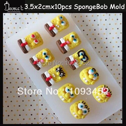 Online kopen wholesale spongebob chocolade uit china for Decoratie chocolade