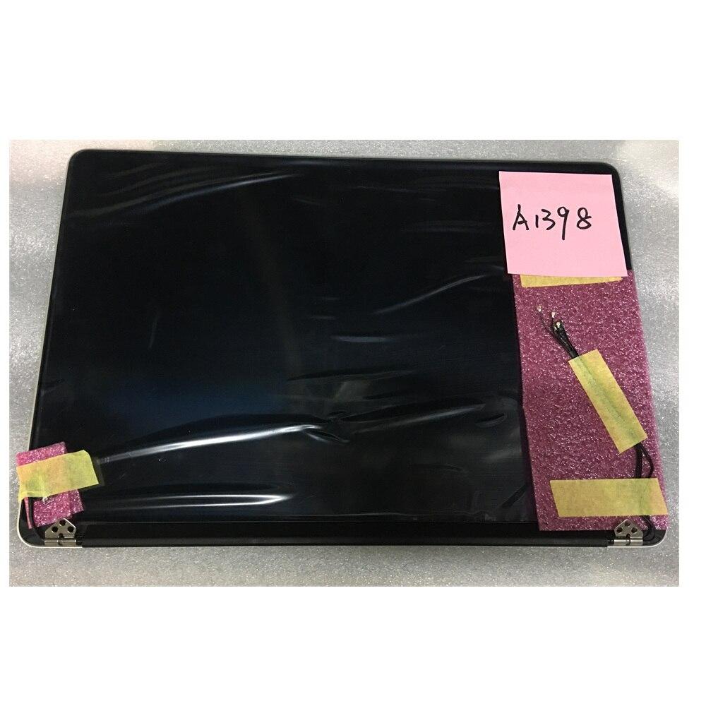 """Original pour Macbook Pro Retina 15 """"MC975 MC976 MD831 ME664 ME665 A1398 écran LCD montage complet mi 2012 début 2013"""