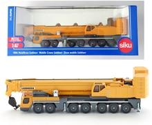 SIKU 1886 Diecast cars 1 : 87 scale alloy Sliding construction crane model Project Car Toys, childrens educational toys