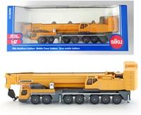 SIKU 1886 Diecast cars 1 : 87 scale alloy Sliding construction crane model Project Car Toys, children's educational toys