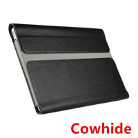 Case Cowhide Sleeve For MacBook Air 13 3 Inch Laptop Bag Genuine Leather File Pocket Computer