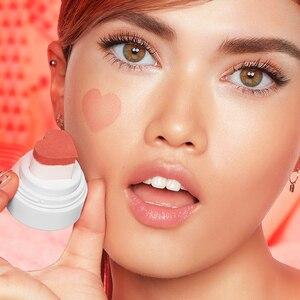 Image 4 - O.TWO.O 4 stks/set Luchtkussen Blush Shimmer Effect Gemakkelijk Te Dragen Langdurige Waterproof Make Up Kit Voor Groothandel