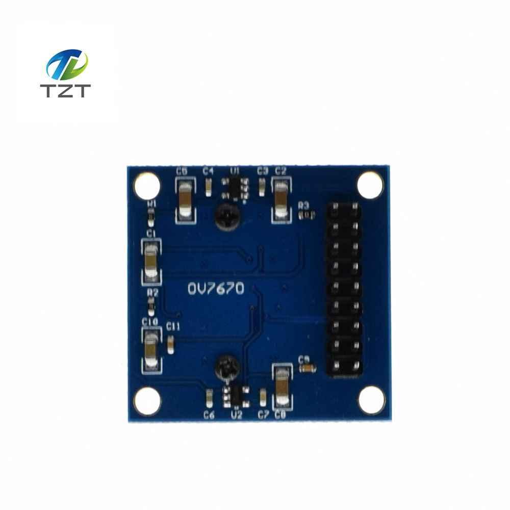 1pcs OV7670 camera module Supports VGA CIF auto exposure control display  active size 640X480 for Arduino