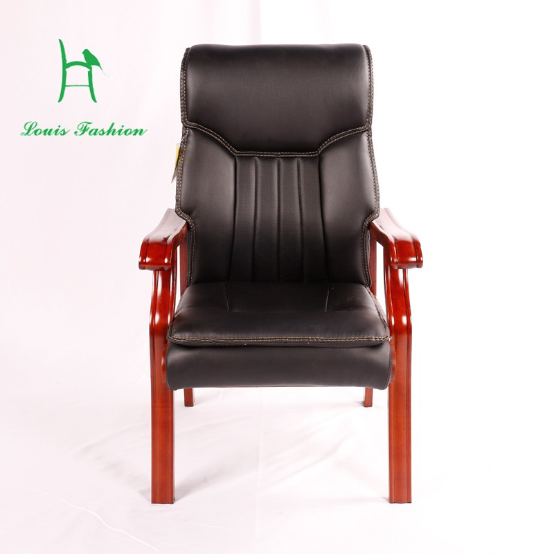 Office furniture Conference chair Wooden office chair Computer chair chair legs-in Office Chairs from Furniture on Aliexpress.com | Alibaba Group  sc 1 st  AliExpress.com & Office furniture Conference chair Wooden office chair Computer chair ...