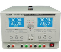 ATTEN TPR3003T 3C genuine two way adjustable constant voltage constant current DC power supply Laboratory power supply