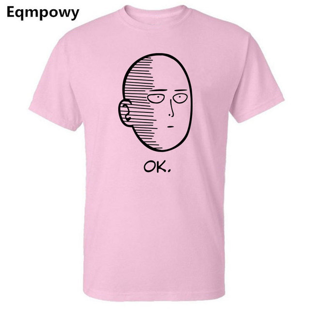 One Punch Man Fashion Cool Comfortable T shirt