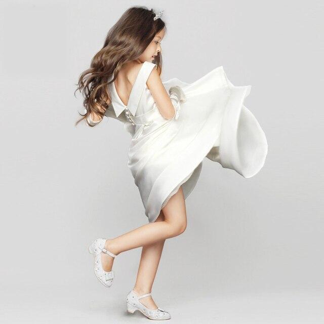 Ukraine Mädchen Prinzessin Abend Hochzeit Kleid Für 2 3 4 5 6 7 8 9 ...