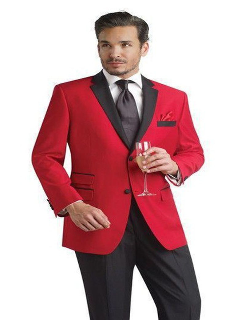Red Suits For Sale - Hardon Clothes
