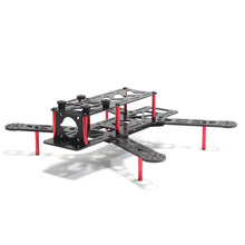Tarot C280 QAV280 FPV Mini Quadcopter Frame 280mm Full 3K Carbon Fiber Glass Fiber Mini H280 Quad Kit Airplanes 4-Axis Copter(China)