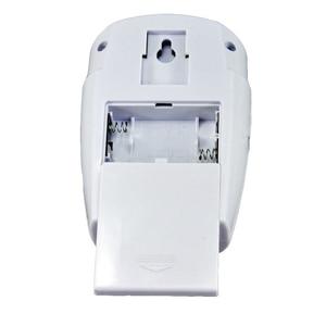 Image 5 - IR czujnik ruchu na podczerwień bezprzewodowy zdalnie sterowany mini budzik 105dB głośna syrena dla bezpieczeństwo w domu Anti Theft