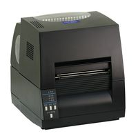 熱ラベルプリンタ、タグ洗濯ラベルプリンタ CL-S621 、ラベルバーコードプリンター、産業バーコードプリンタため市民 CL-S621