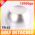 Golf Detacher Tag Security Tag Remover Super Magnetic Force Detacher hard detacher Eas System 12000GS