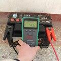 Bateria de carro testador de bateria testador de bateria condutância tester resistência começar a cobrar o envelhecimento