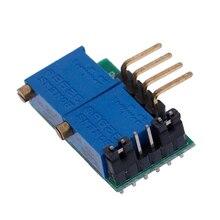 Módulo automático do interruptor de tempo do ciclo do temporizador do atraso da c.c. 3v 27v redisparam o máximo 20 dias 5v 12v 24v desligam o tempo ajustado