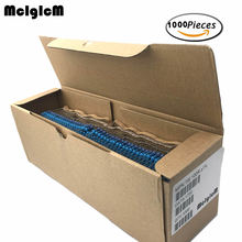 MCIGICM 1W Metal film resistors 10R 1R 100R