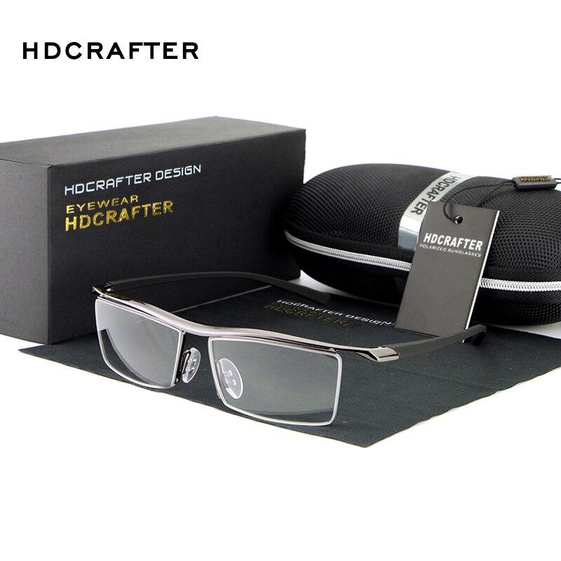 HDCRAFTER Marke Heißer 2016 brillen TR90 Legierung Rahmen myopie ...