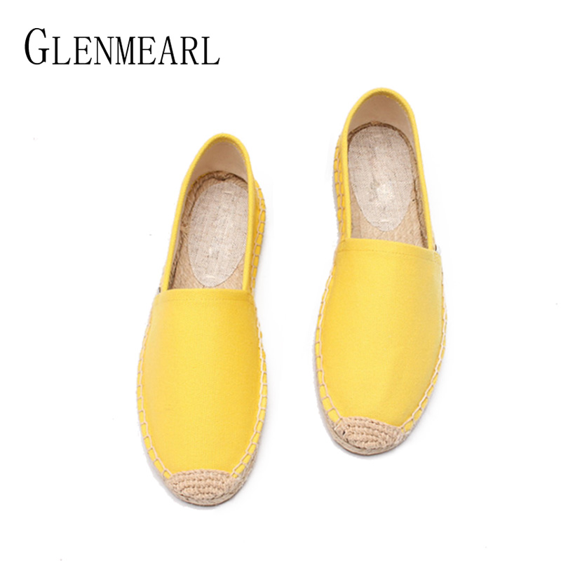 Brand Flat Shoes Women Loafers Fashionable Spring Summer Casual Shoes Colorful Round Toe Fisherman Shoes Ladies Plus Size DE