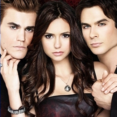 The Vampire Diaries Necklace Solid Locket Pendant necklace