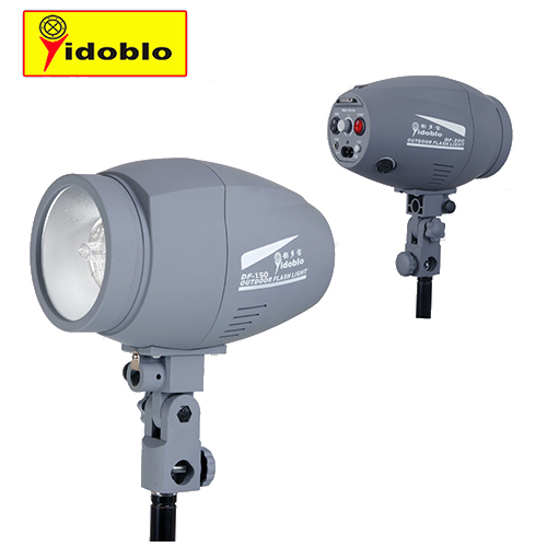 3 pieces Yidoblo Mini Studio Flash Light  DF-150 100 W 46 Guide number camera speedlight strobe photo genuine fuji mini 8 camera fujifilm fuji instax mini 8 instant film photo camera 5 colors fujifilm mini films 3 inch photo paper