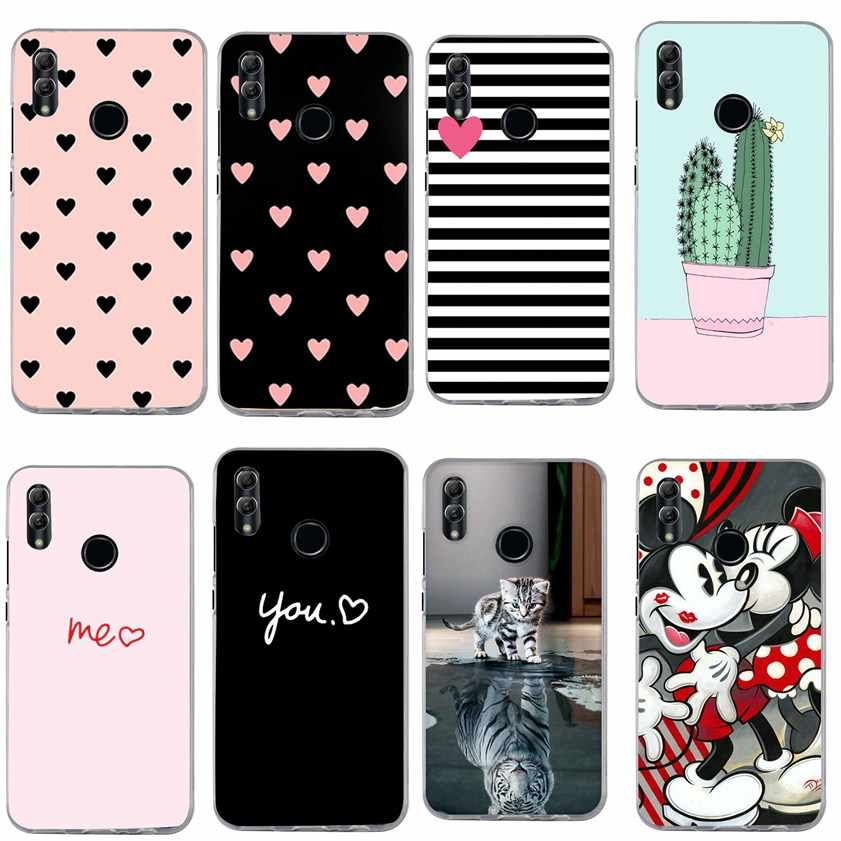 For Huawei Honor 10 Lite Case Phone Accesories Coque For Huawei P30 P20 Pro P Smart 2019 Y5 Y6 2018 Nova2i P20 Lite Case