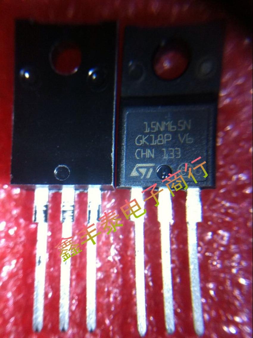 Цена STF15NM65N