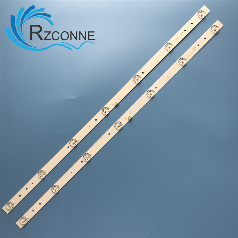 590MM LED Backlight Strip 7 Lamp For Haier 32