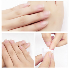 Bioaqua Nail Art Tools Gel Nail Polish Remover Lint-Free Wipes Cotton Napkins Remove Nails Varnish Manicure Cotton Wipes Paper