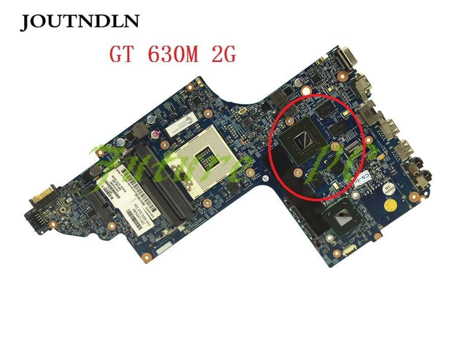 JOUTNDLN PARA HP DV7-7000 DV7T motherboard Laptop 682016-001 48.4ST10.031 682016-501 HM77 w/GT630M 2G GPU Teste trabalho