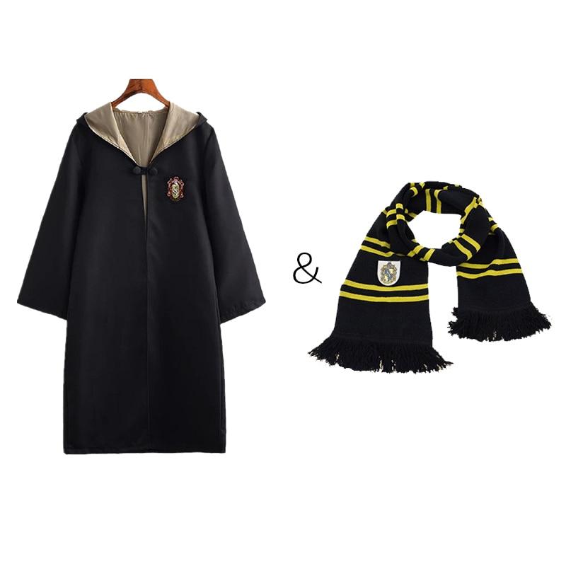 Hufflepuff nd scarf1