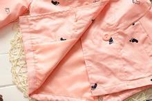Baby Coat Jacket Infant Girl Hoody