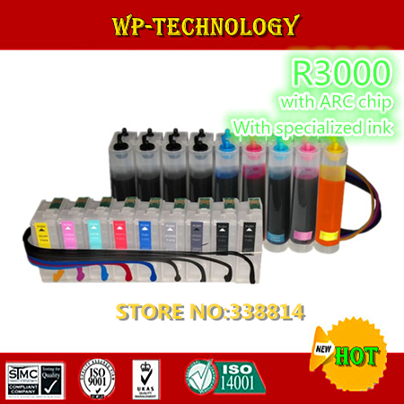 [Full ink]CISS suit for T1571/T1572/T1573/T1574/T1575/T1576/T1577/T1578/T1579 ,suit for Epson stylus photo R3000 ,With ARC chip full sublimation ink ciss suit for t0821n t0826n suit for epson rx615 r270 r290 t50 t59 a837 tx700 tx800 tx820fwd etc