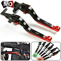 Motorcycle CNC Brake and Clutch Levers Short Adjustable Brake Clutch Levers for YAMAHA FZ600 1986 1988