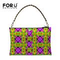 Large Original Design Women Chain Handbag High Quality Floral Style Casual Tote Bag for Lady Casual Female Top-handbag Bags