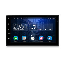 7″ Android Car Radio Universal Support Apple mobile phone function GPS navigation Car MP5 Player