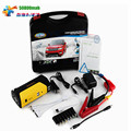 Hottest selling 12V Emergency Car Jump Starter  Power Battery Charger Petrol Car Power Bank for Multi Function