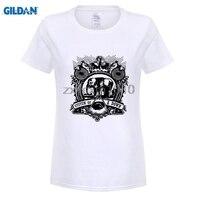 GILDAN High Quality White T Shirts Women Plain System Of A Down Rock Roll T Shirt
