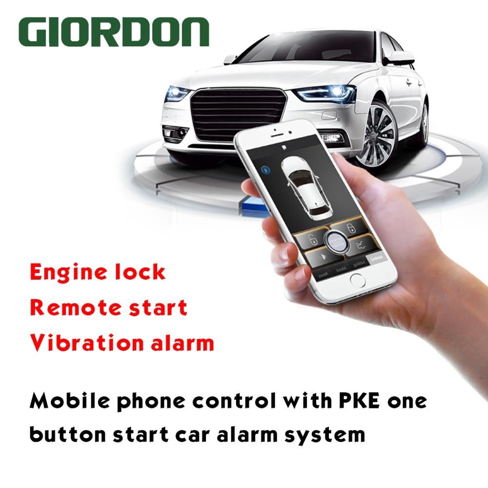 Умный телефон автоматический индукционный Контроль Автомобиля близко к замку, чтобы оставить блокировку мобильного телефона дистанционно