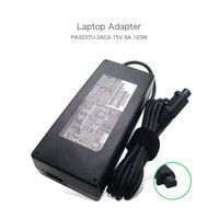 New Original 15V 8A Special 4 Holes Laptop Power Supply for Toshiba Qosmio G15 AV501 PA3237U 3ACA PA3507E 1ACA AC Adapter