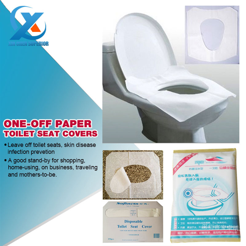 Portable Toilet Seat Covers Velcromag