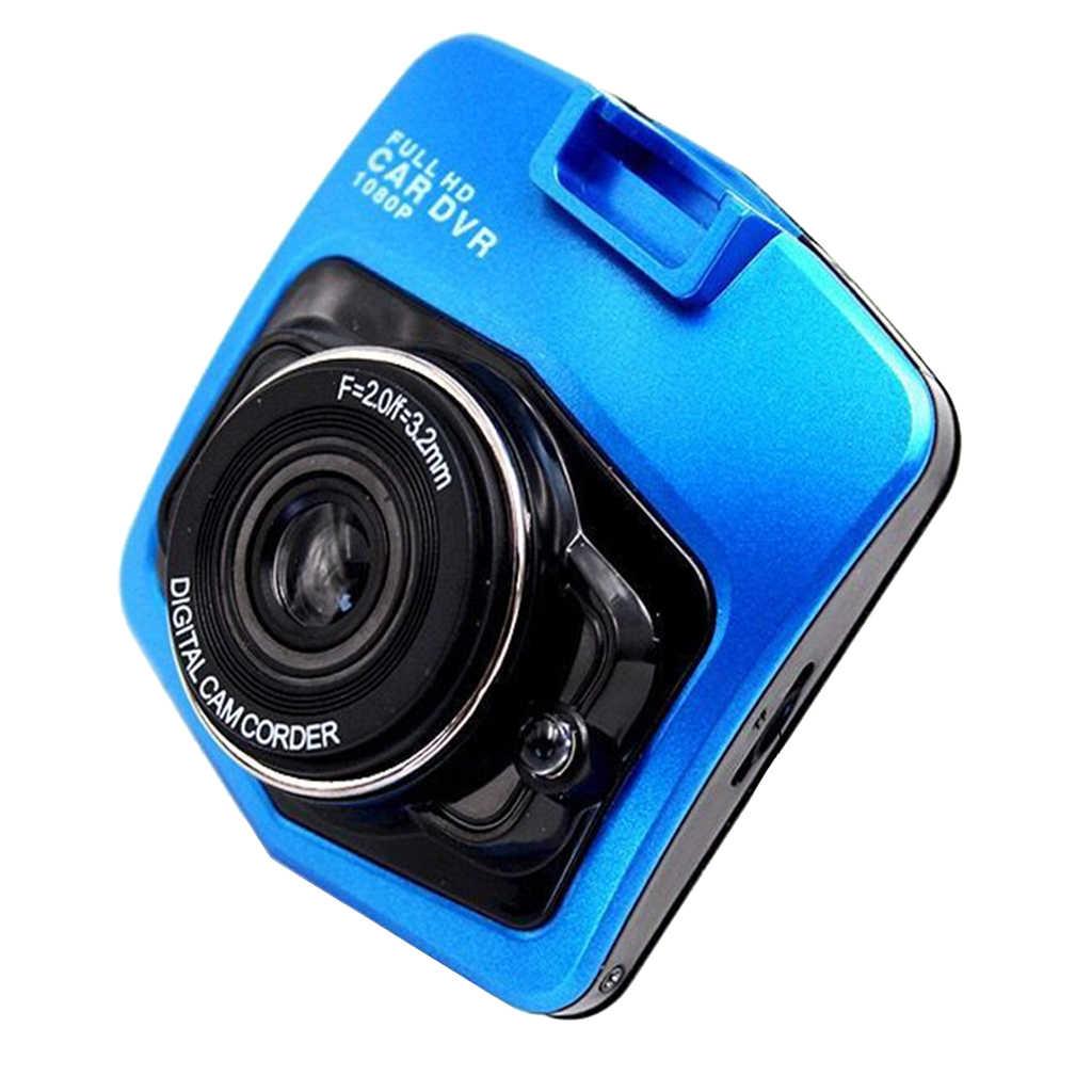 2019 GT300 Dash Camera Mini coche DVR Cámara FHD 1080P Digital Video registrador de Auto Dash Cam Monitor 140 grado HDMI